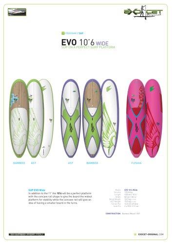 EVO 10'6 WIDE