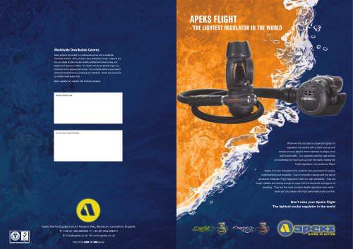 Flight Regulator Brochure