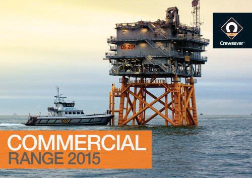 commercial range 2015