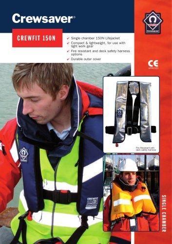 Crewfit 150N with Zip Closure