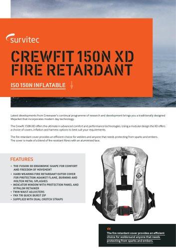 CREWFIT 150N XD FIRE RETARDANT