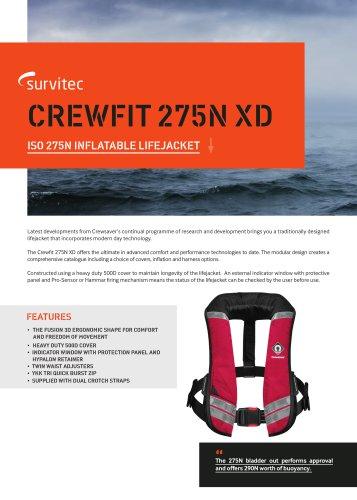 CREWFIT 275N XD