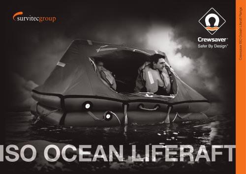 Crewsaver ISO Ocean Liferaft