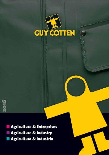 Catalogue Agriculture et Entreprises 2016