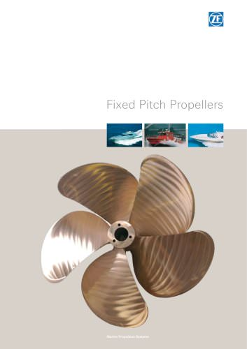 Fixed Pitch Propellers