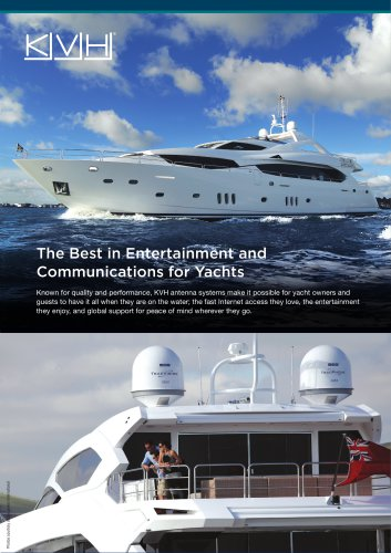 TracPhone & TracVision for Yachts