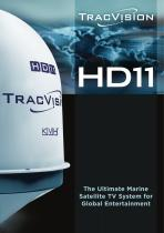 TracVision HD11 Brochure