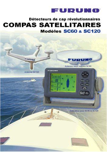 Compas satellitaires