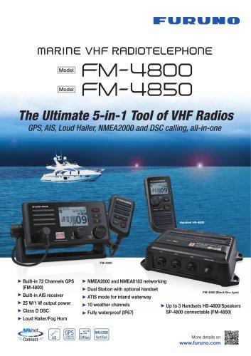 FM-4800/FM-4850