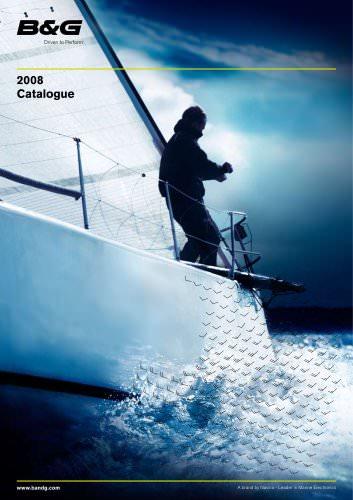 Product Catalogue 2008