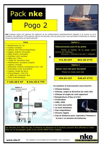 Pack nke - Pogo