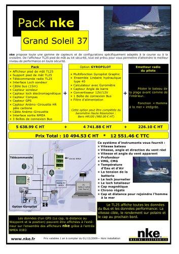 Packs nke- Grand Soleil