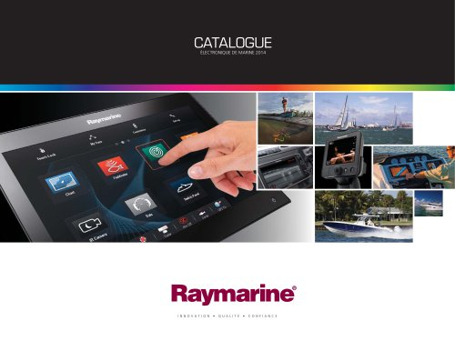 Raymarine Catalogue 2014