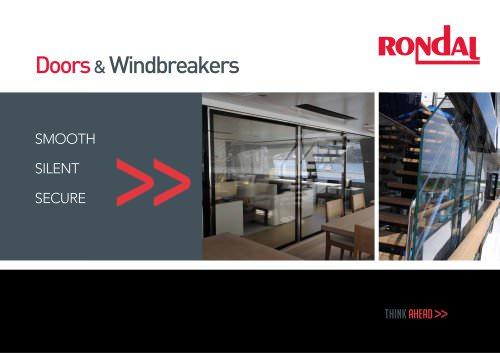 Doors & Windbreakers