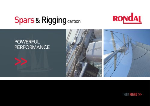 Spars & Rigging carbon