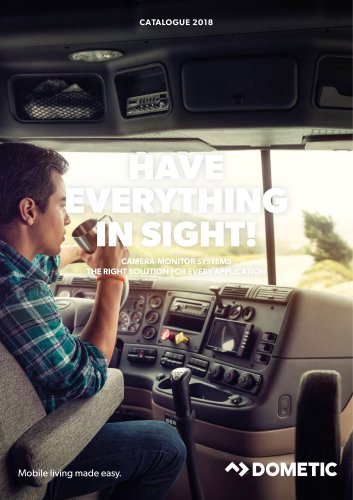 Have everything in sight