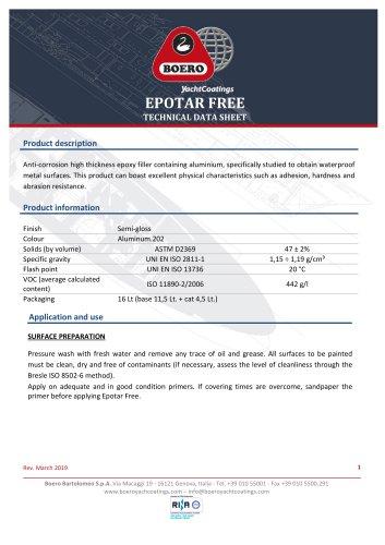 EPOTAR FREE