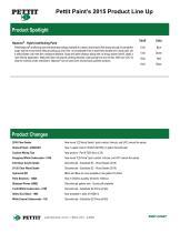 Pettit Paint's 2015 Product Line Up