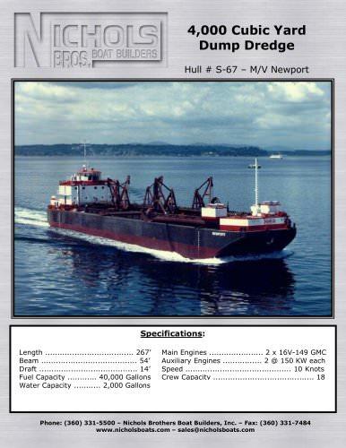M/V Newport