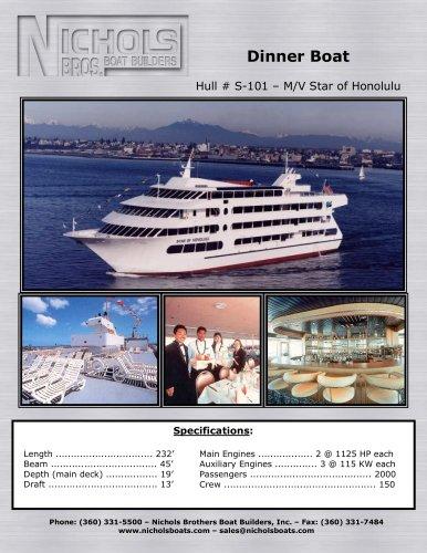 M/V Star of Honolulu