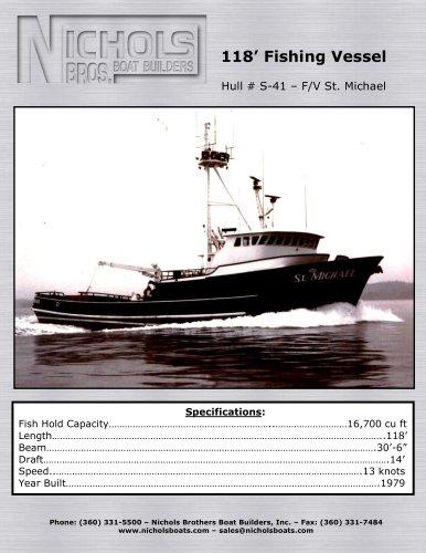 S-41 F/V ST. MICHAEL