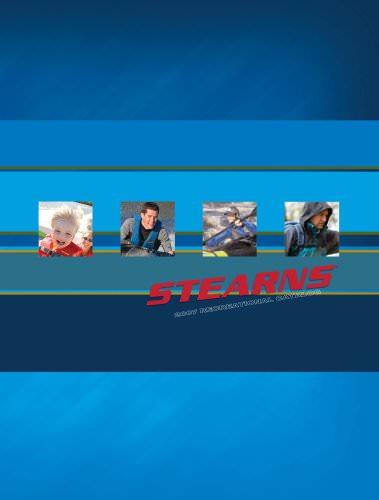 Stearns 2007 recreational catalog