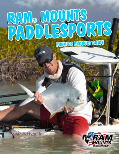2013 RAM Paddle Sports Catalog