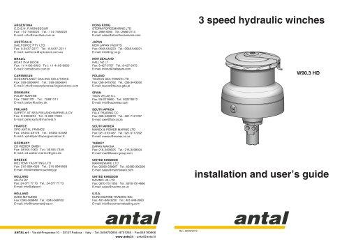 W90.3 Hydraulic