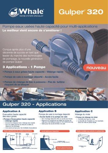 Gulper 320