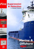 Fire Suppression & Detection for Classed Vessels