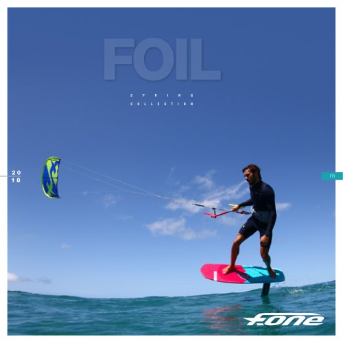 2015 Foilboards Collection