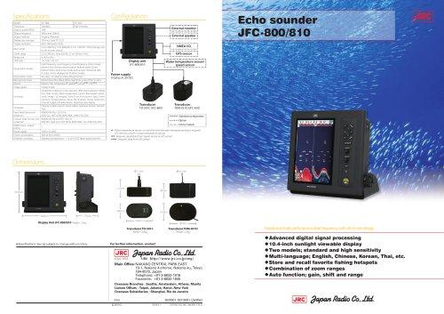 JFC-800/810