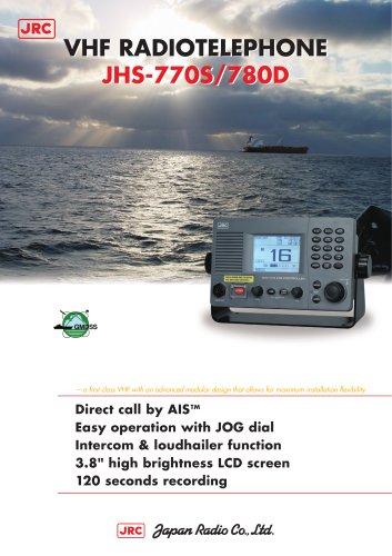 JHS 770S/780D