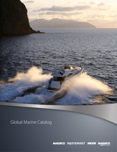 Global marine catalog