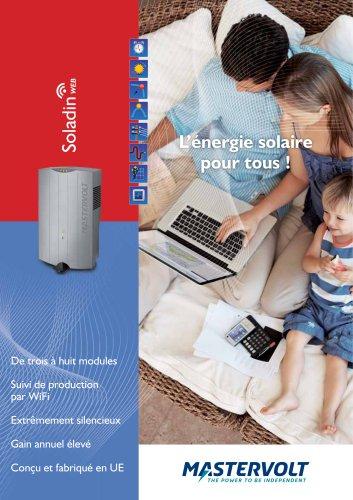 Soladin WEB series