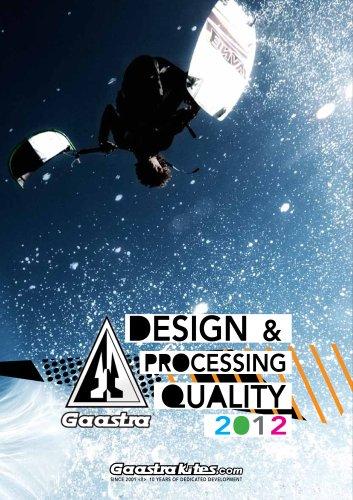 2012 Gaastra Kite Brochure