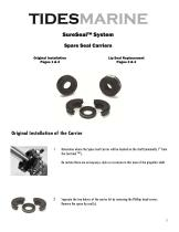 Spare Seal Carrier Kit Installation