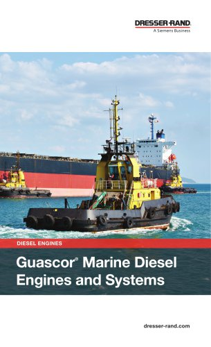 Marine Diesel propulsion units & generation sets
