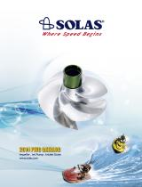 SOLAS PWC IMPELLER CATALOGUE