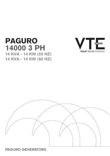PAGURO 14000 3PH