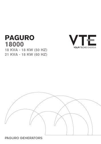 PAGURO 18000