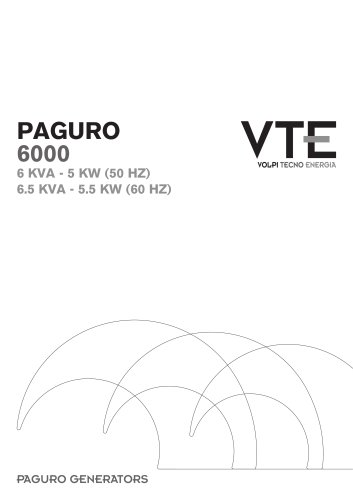 PAGURO 6000