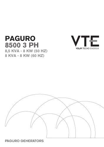 PAGURO 8500 3PH