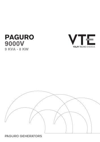 PAGURO 9000 V