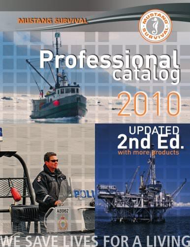 US Professional Catalog 2010 2nd Ed.