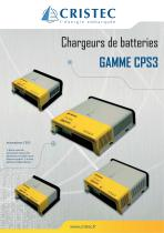 Chargeurs CPS3