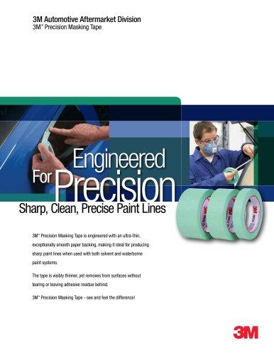 3MTM Precision Masking Tape