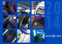 Aqualung 2014 catalogue