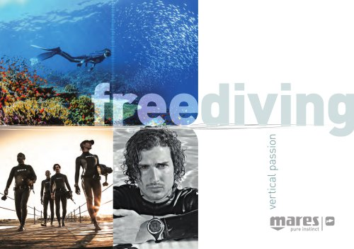 Freediving Brochure