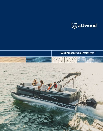ATTWOOD MARINE PRODUCTS COLLECTION 2020